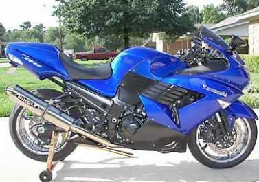 Proposta di vendita occasione moto kawasaki ninja zx-14 (1400 cc), 2