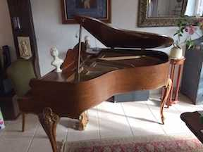 Foto: Proposta di vendita Pianoforte a quarto di coda STORY AND CLARK - 80TH ANNIVERSARY EDITION
