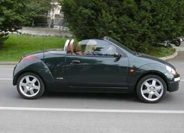 leggere un annuncio proposta di vendita cabriolet ford ka. Black Bedroom Furniture Sets. Home Design Ideas
